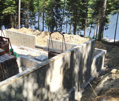 Réalisation - Fondation - Constructions McVeigh