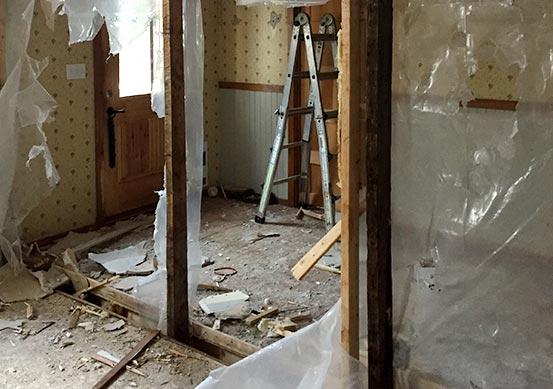 Service Après Sinistre - Constructions McVeigh