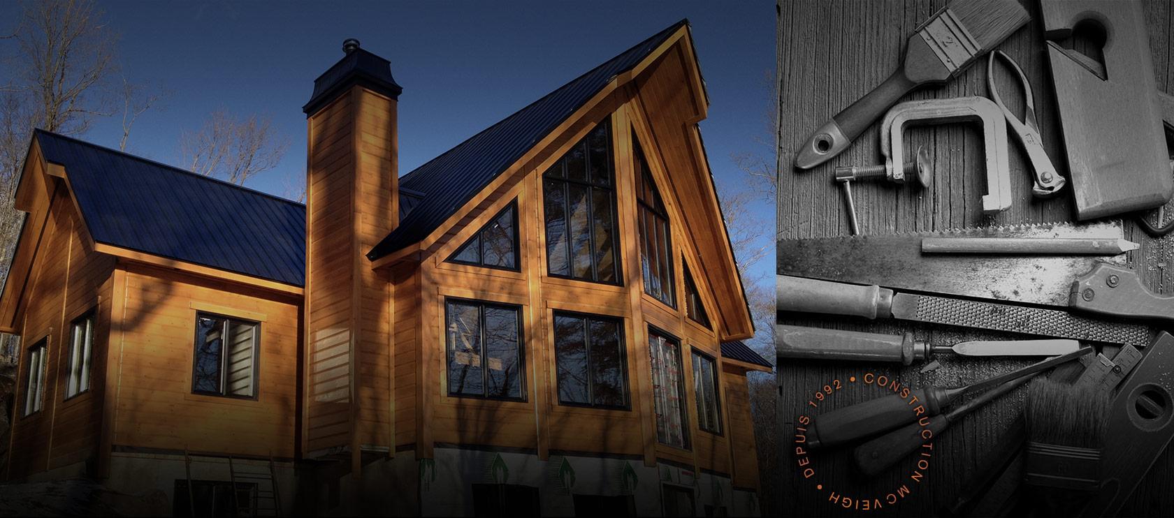 Maison neuve - Constructions McVeigh